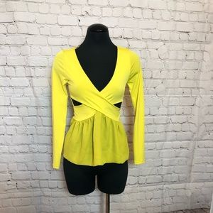 Fashion Nova shirt/blouse
